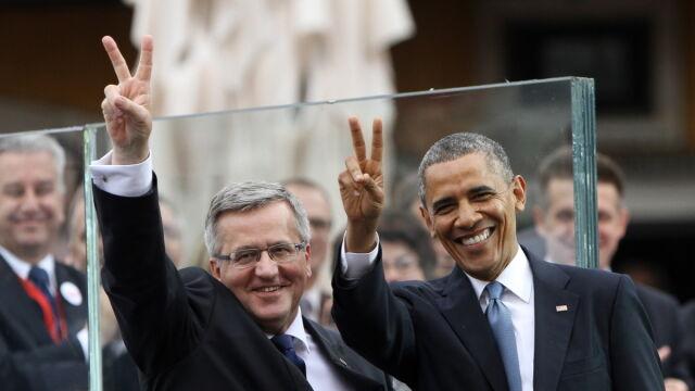 Obama: Zwycięstwo wyborów '89 ukoronowaniem stuleci walk Polaków