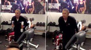 """Obama ćwiczył """"na rzeźbę""""? Trener: technika na 3 z plusem"""
