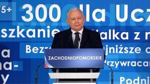Kaczyński: my jesteśmy zwycięzcami,  my musimy napisać historię
