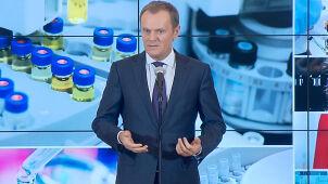 Tusk chce, by Unia zajęła się sprawą Ukrainy