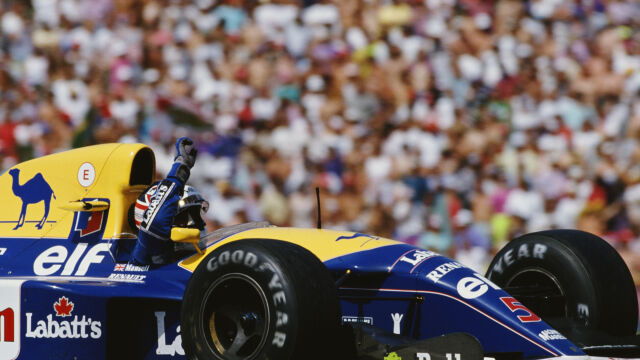 Były mistrz świata F1: największym sukcesem jest to, że przeżyłem