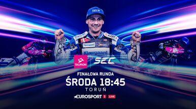 Toruń pozna mistrza Europy. Finał sezonu SEC w Eurosporcie 1