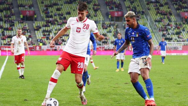 Młodzież przyćmiła Lewandowskiego. Oceniamy Polaków po meczu z Włochami