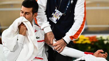 Zasłona dymna Djokovicia? Rywal nie wierzy w jego problemy