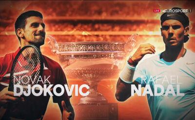 Zapowiedź finału singlistów w Roland Garros