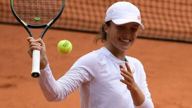 Świątek po pierwszy tytuł Roland Garros w historii. Transmisja o godz. 15 w Eurosporcie 1 i TVN