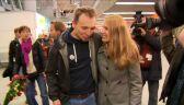 Tomasz Dziemianczuk wróciłdo kraju