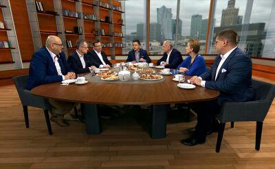 Wójcik: wypowiedź Macrona niedyplomatyczna i niedojrzała