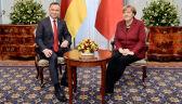 Wizyta Merkel w Polsce w lutym 2017 roku