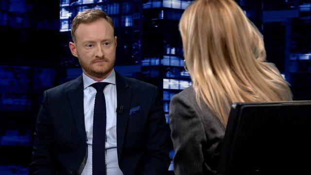 """Piotr Szeląg był gościem """"Kropki na i"""""""