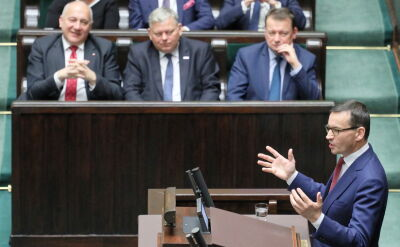 Morawiecki: nasz cel to podnoszenie standardu życia Polaków do poziomu europejskiego