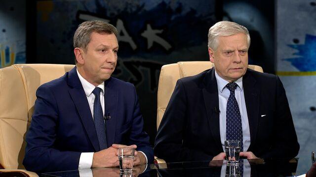 Andrzej Halicki i Aleksander Bobko w Tak Jest