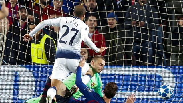 Tottenham uratował awans w Barcelonie. Interowi zabrakło gola