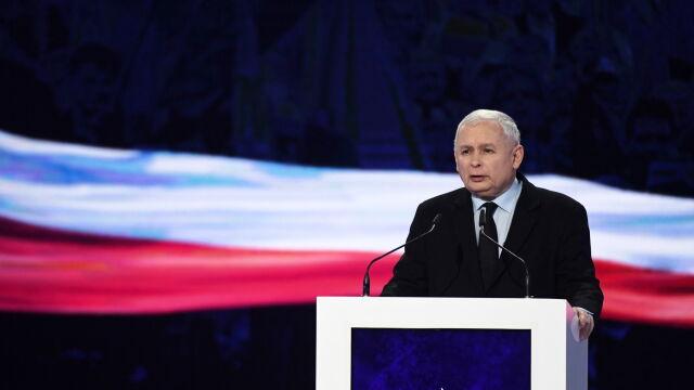 Kaczyński: nasi oponenci tolerują zło i to w wielkiej skali