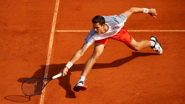 French Open od poniedziałku na żywo tylko w Eurosporcie. Mnóstwo transmisji i materiałów