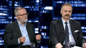 Waldemar Paruch i Ryszard Bugaj w