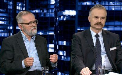 """Waldemar Paruch i Ryszard Bugaj w """"Kropce nad i"""". Cała rozmowa"""