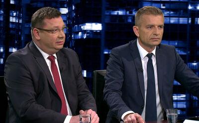 """Michał Wójcik i Bartosz Arłukowicz w """"Kropce nad i"""". Cała rozmowa"""