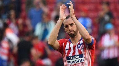 Godin potwierdził odejście z Atletico. Z trudem powstrzymał łzy