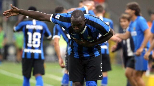 Piękne gole Interu, debiutancka bramka Lukaku. Conte już liderem