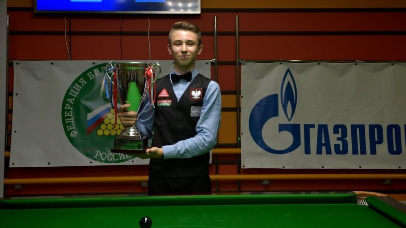 16-letni Polak w drugiej rundzie turnieju European Masters