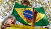 Spór między Macronem a Bolsonaro o pożary Amazonii