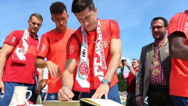 Lewandowski zapewnia: to nie jest mój ostatni kontrakt
