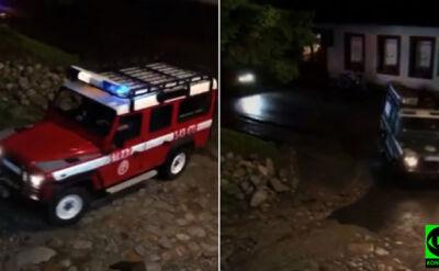 Turyści uwięzieni na Kasprowym Wierchu