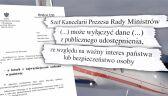 Projekt ustawy o lotach najważniejszych osób w państwie trafił do Sejmu