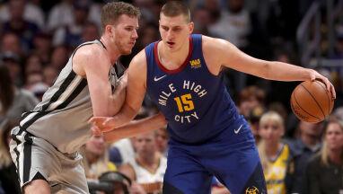 Zakażony koronawirusem gwiazdor NBA ma zdążyć przed startem rozgrywek.