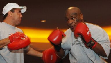 Mike Tyson chce wrócić na ring. W szczytnym celu