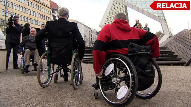 Znalezione obrazy dla zapytania niepełnosprawny