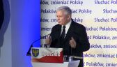 Kaczyński o szczycie klimatycznym: decyzje całkowicie sprzeczne z naszymi interesami