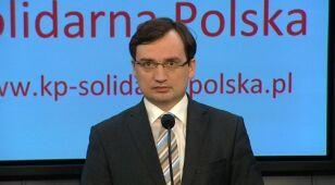 Solidarna Polska: odwołać Parulskiego, zwołać sejmowe komisje