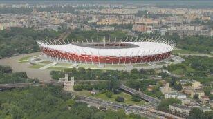 Stadion Narodowy na razie wirtualny