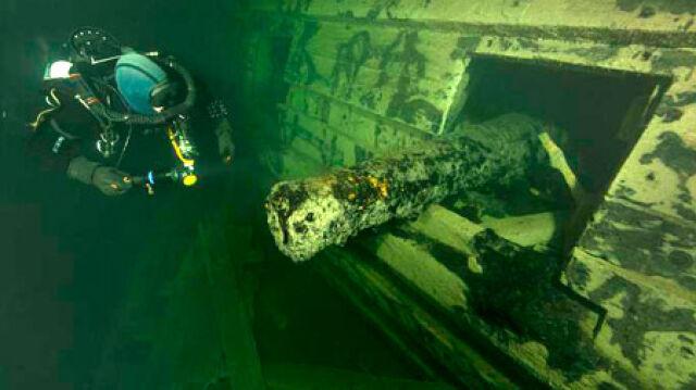Znaleźli wrak okrętu z XVII w. Może być w nim skarb