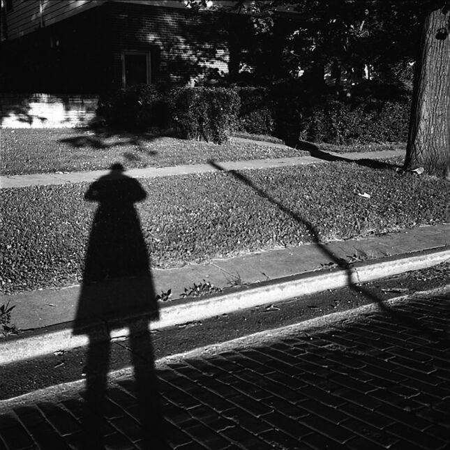Jedna z prac Vivian Maier