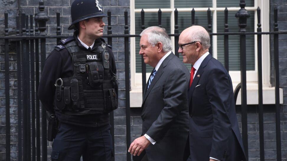 Tillerson w Londynie: musimy dbać o naszą cenną relację z Wielką Brytanią