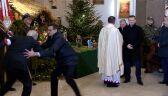 Szybka reakcja Morawieckiego. Premier uratował kombatanta przed upadkiem