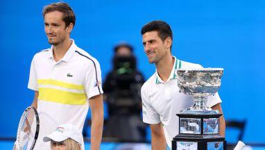 Wielki finał Australian Open.