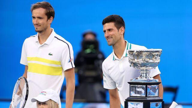 "Wielki finał Australian Open. ""Wspaniali, jakby oglądali się w lustrze"""
