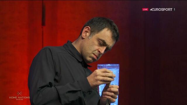 O'Sullivan doprowadził do remisu po 10 frejmach finału Welsh Open