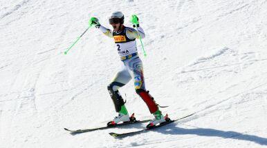 Zaatakował w drugim przejeździe. Norweg mistrzem świata w slalomie