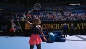 Osaka awansowała do finału Australian Open