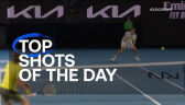 Najlepsze zagrania 12. dnia Australian Open