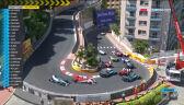 Kolizja na pierwszym okrążeniu E-Prix Monako