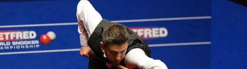 Niesamowita sesja Marka Selby'ego. Jest bliżej mistrzostwa świata
