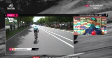 Evenepoel przed 1. etapem Giro d'Italia 2021