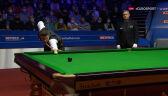 90-punktowy brejk Selby'ego w 15. frejmie finału mistrzostw świata w snookerze