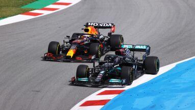 Niesamowita pogoń Hamiltona. Świetna strategia dała wygraną w Grand Prix Hiszpanii
